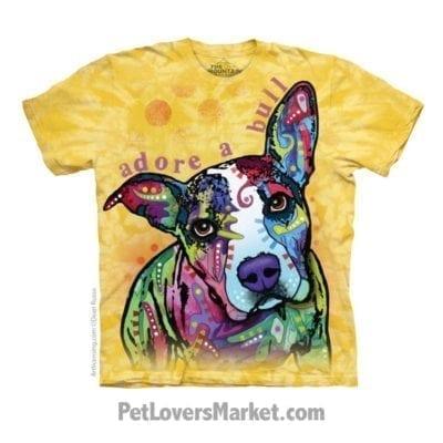 Dean Russo T-Shirts: Adore a Bull