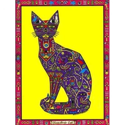 Cat Art: Cleo
