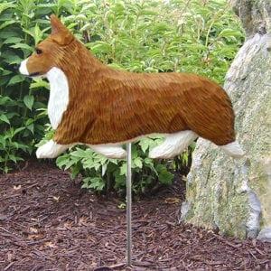 Pembroke Welsh Corgi Statue: Dog Statues & Garden Statues