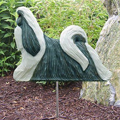 Shih Tzu Statue: Dog Statues & Garden Statues
