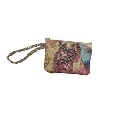 Totes by Albena - Unique Wristlet Purse for Cat Lovers