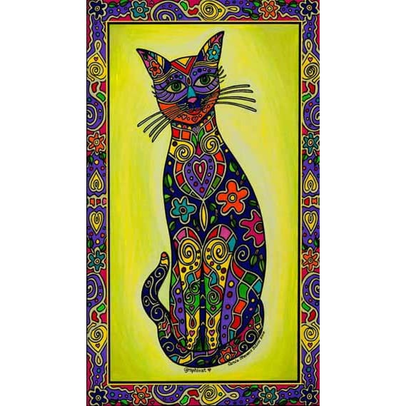 Cat Art: Graphicat