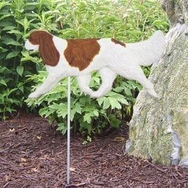 Cavalier King Charles Statue (Blenheim): Dog Statues and Garden Statues