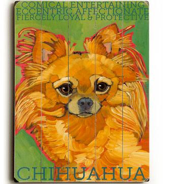 Chihuahua Decor, Art, Gifts, Tees & More!