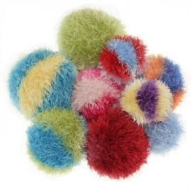 Handmade Dog Balls