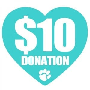 $10 Donation to Animal Rescues