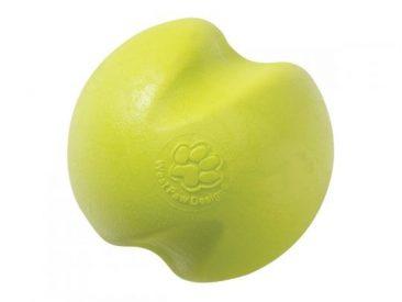 Dog Balls: Jive Ball Dog Toy (Green)