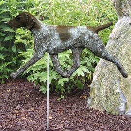 German Shorthaired Pointer Statue: Dog Statues & Garden Statues