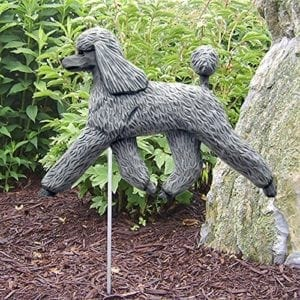 Poodle Statue: Dog Statues & Garden Statues