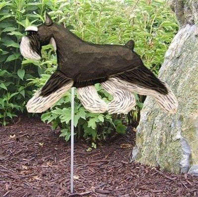 Schnauzer Statue: Dog Statues & Garden Statues