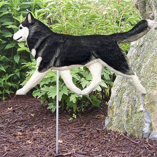 Siberian Husky Statue: Dog Statues U0026 Garden Statues