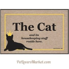 Mats for Cat-Lovers