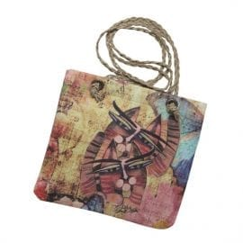 Totes by Albena - Unique Crossbody Tote for Cat Lovers