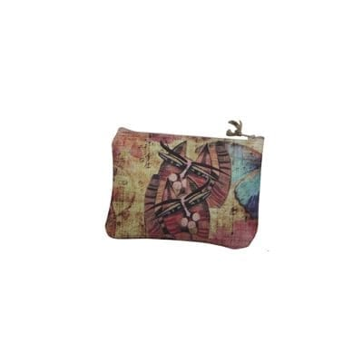 Totes by Albena - Unique Cosmetic Bag / Purse for Cat Lovers