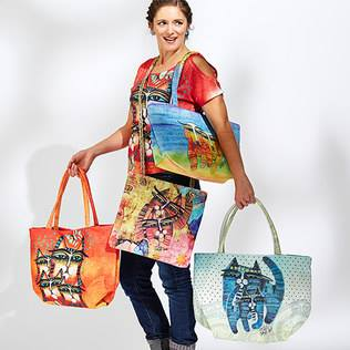 Totes by Albena - Cat Totes & Dog Totes for Pet Lovers!