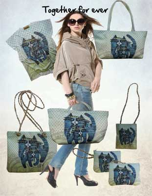 Totes - Together Forever Totes Collection