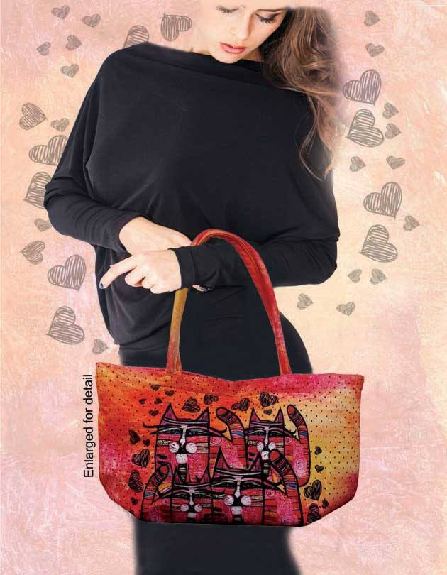 Totes by Albena - Love is Everywhere Totes Collection
